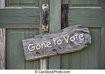 ido, vote.