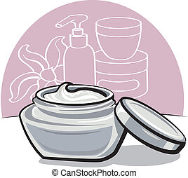 idratante, crema