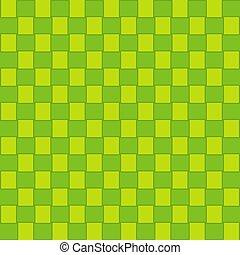idul, seamless, patrón, ketupat, fitri, verde, textura, plano de fondo