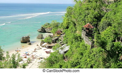 Idyllic Beach at Bali island