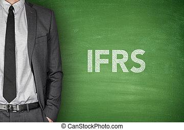 IFRS on blackboard - International financial reporting...