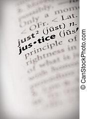 igazságosság
