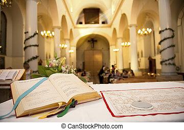 iglesia, celebración