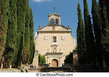 Iglesia del Carmen in Segovia, Spain