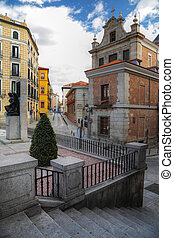 Iglesia del Sacramento Arzopispal Castrense?, Madrid, Spain