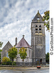 iglesia, ennis, columba's, irlanda, c/