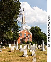 ignatius, ponto, st, igreja, maryland, capela