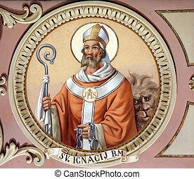 ignatius, saint