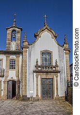 Igreja da Misericordia in Ponte da Barca, Portugal