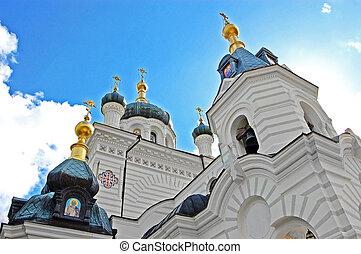igreja, de, renascimento, christ's, foros