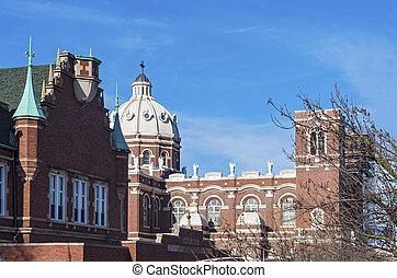 igreja, histórico, estilo, renascimento