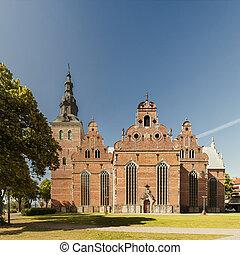 igreja holy trinity, kristianstad