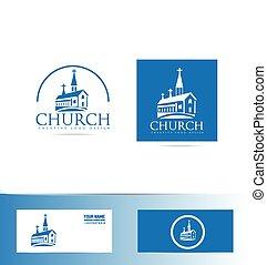 igreja, logotipo