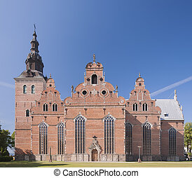 igreja trindade, em, kristianstad
