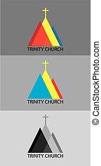 igreja trindade, logotipo