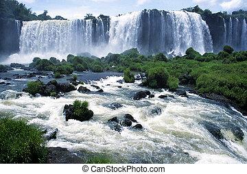 Waterfall in Brasil
