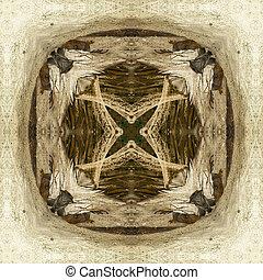 iguana abstract 5