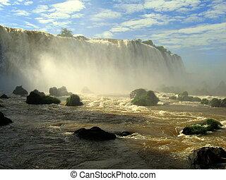 Iguassa Falls, South America