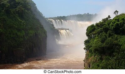 Iguassu falls video