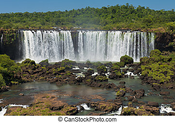 Iguazu, bajas