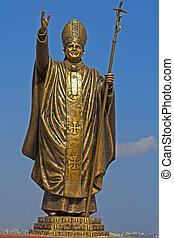 ii, ポール, ジョン, ローマ法王