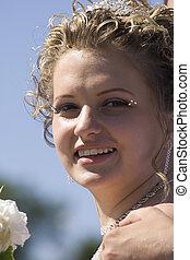 ii, 新娘, 肖像