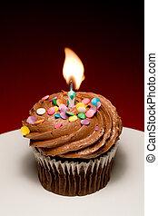 ii, 생일, 컵케이크