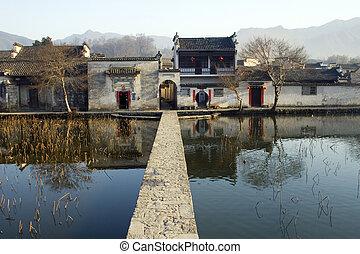 ii, hongcun
