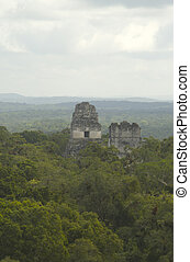 iii, 寺院, tikal