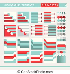 Infographic elements. Design template for your concept