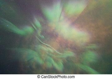 ijsland, noorderlicht, licht, noordelijk