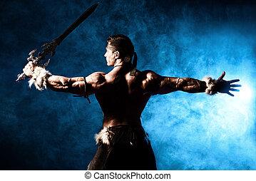 ijzer, zwaard