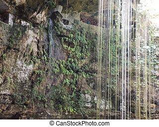 ik,  kil,  Cenote,  México