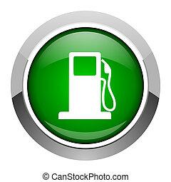 ikon, benzin