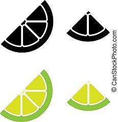 ikon, citron