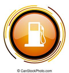 ikon, drivmedel