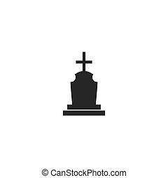 ikon, gravsten