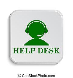 ikon, helpdesk