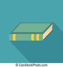 ikon, lakás, biológia, könyv, mód
