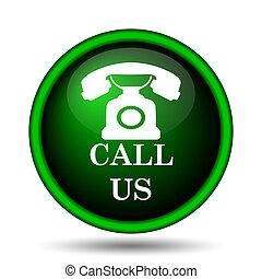 ikon, ringa, oss