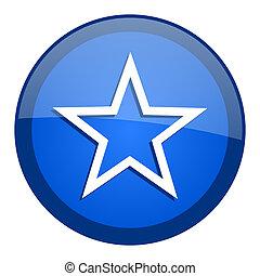 ikon, stjärna