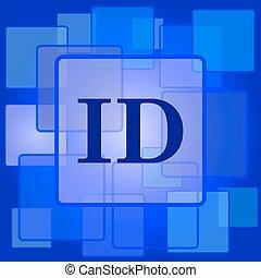 ikona, identifikace