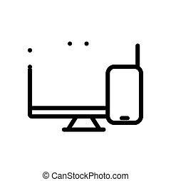 ikona, komputer
