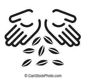 ikona, nasienie, dystrybucja