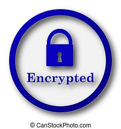 ikone, encrypted