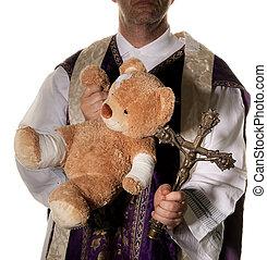 ikone, für, mißbrauch, in, der, katholik, kirche