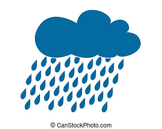 ikone, regen