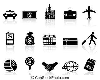 ikonen, resa, affär