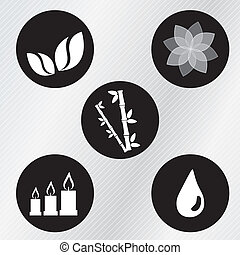 ikonok, ásványvízforrás