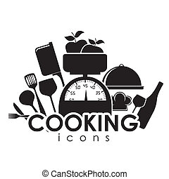 ikonok, főzés